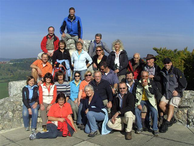 Teilnehmer des 2. Tages