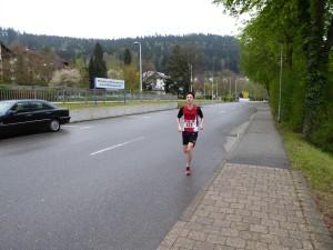 Florian im 10km Lauf