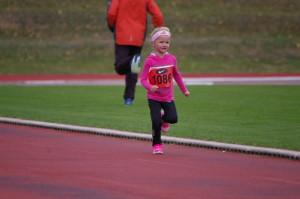 400m machen Zoe Merz nichts aus